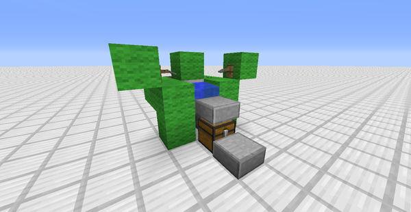 自動 釣り 機 マイクラ